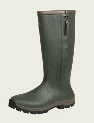 Seeland Noble Zip Boot Dark Olive