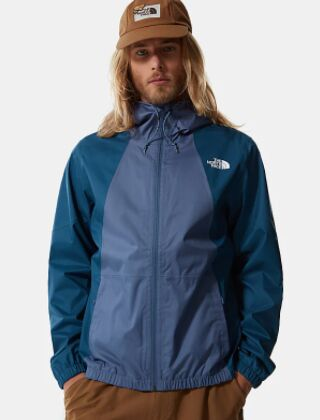 The North Face Farside Jacket Vintage Indigo