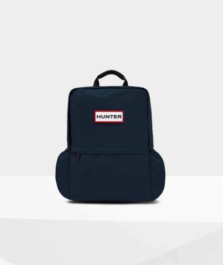 Hunter Original Nylon Small Backpack Navy