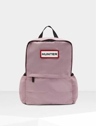 Hunter Original Nylon Backpack Foxglove