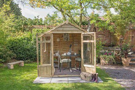 Forest Gardens Oakley Summerhouse