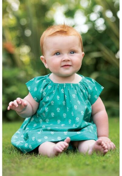 Frugi Octavia Outfit Jewel/Duck