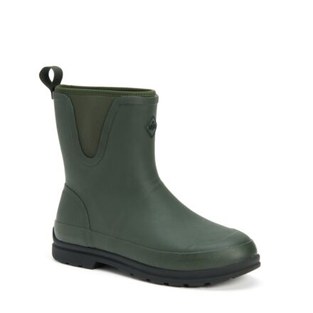 Muck Boots Men's Original Pull On Mid Boots Moss