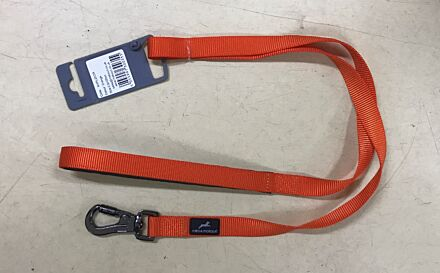 Miro & Makauri Carabiner Nylon Lead Orange