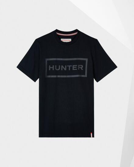 Hunter Men's Original Logo T-Shirt Black