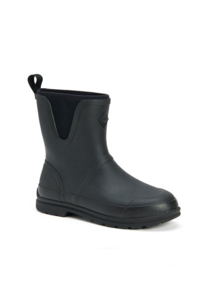Muck Boot Original Pull On Mid Boots Black
