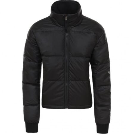 The North Face Women's Down Paralta Puffer Jacket Black