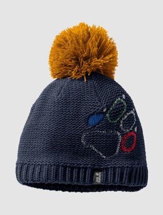 Jack Wolfskin Paw Knit Cap Night Blue