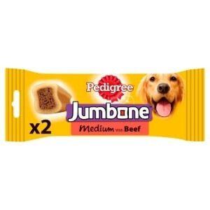Pedigree Jumbone Beef Medium