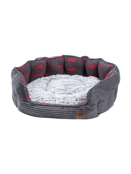Petface Dog Deli Oval Bed