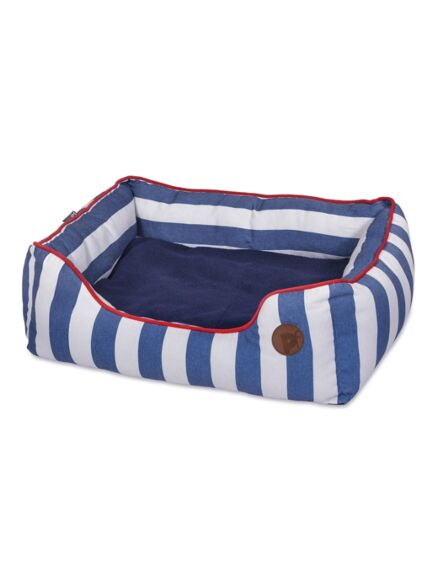 Petface Nautical Square Bed