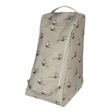 Sophie Allport Pheasant Large Boot Bag