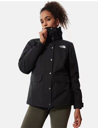 The North Face Women's Pinecroft Triclimate Jacket TNF Black
