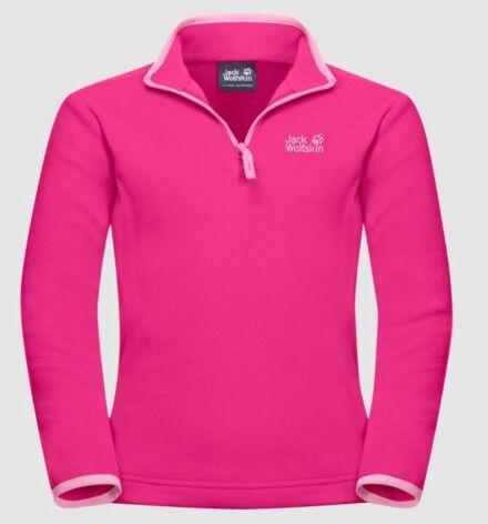 Jack Wolfskin Kids Gecko Jacket Pink Peony