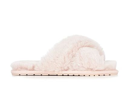 Emu Mayberry Doubleface Sheepskin Slippers Musk Pink