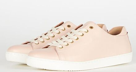 Barbour Hallie Trainers Nude