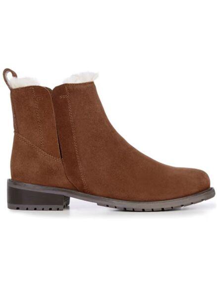 Emu Pioneer Women's Boots Suede Boots Oak