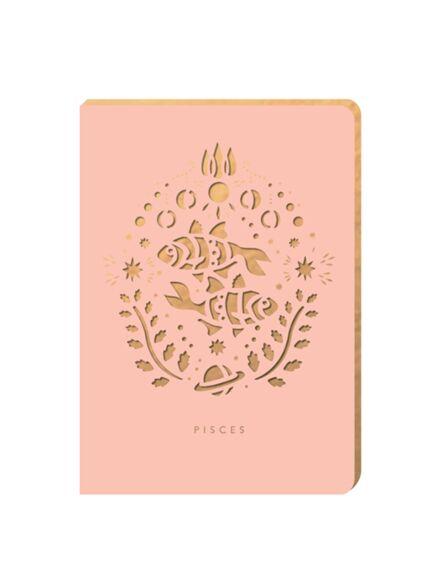 Portico Designs Pisces A6 Notebook