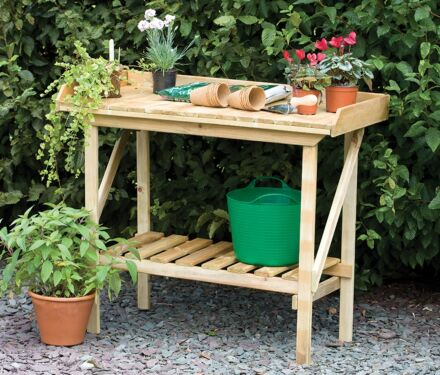 Forest Gardens Potting Bench