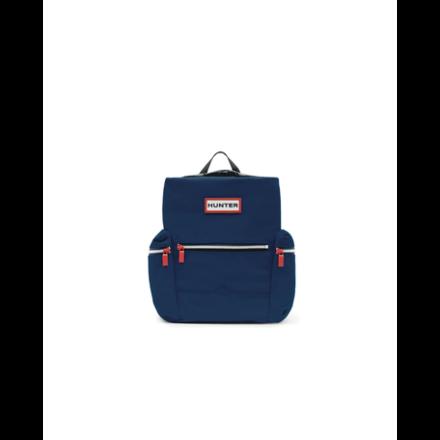Hunter Original Mini Topclip Backpack Nylon Peak Blue