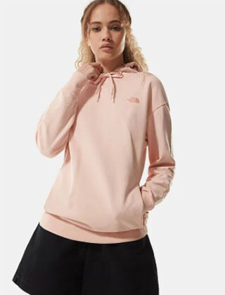 The North Face Pud Hoodie Evening Sand Pink