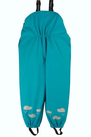 Frugi Puddle Buster Trousers Tobermory Teal