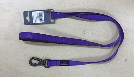 Miro & Makauri Carabiner Nylon Lead Purple