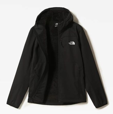 The North Face Men's Quest Softshell Jacket Black