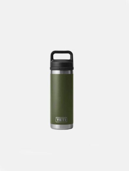 Yeti Rambler 18oz (532ml) Bottle with Chug Cap Highland Olive