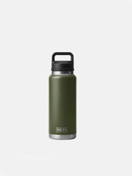 Yeti Rambler 36oz (1065ml) Bottle with Chug Cap Highland Olive