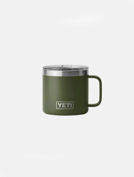Yeti Rambler Mug 14oz (414ml) Highland Olive