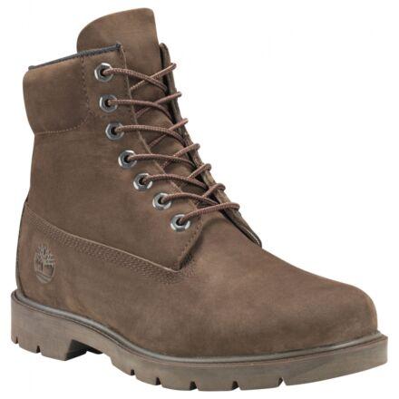 "Timberland Men's 6"" Basic Waterproof Boot Red Briar"