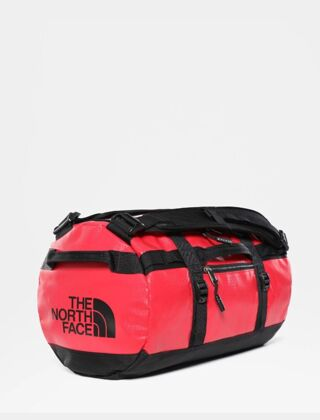 The North Face Base Camp Duffel Bag TNF Red/TNF Black XSmall