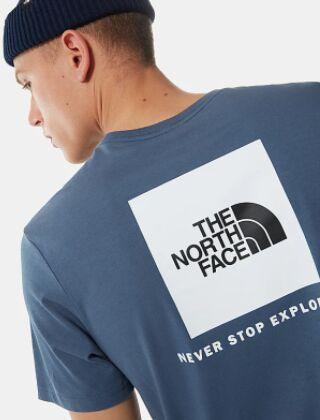 The North Face Redbox T-Shirt Vintage Indigo