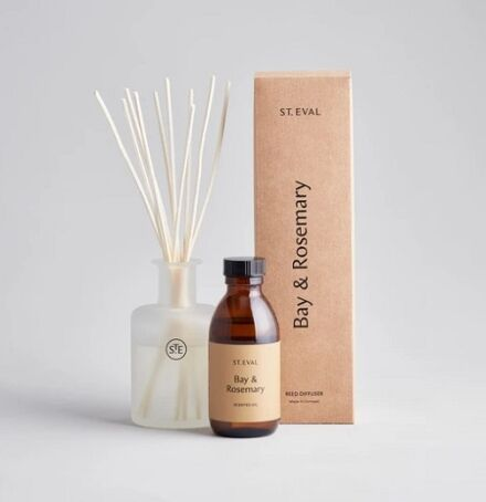 St Eval Reed Diffuser Bay & Rosemary