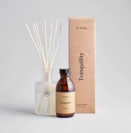 St Eval Reed Diffuser Tranquility