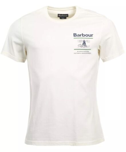 Barbour Reed Tee Neutral