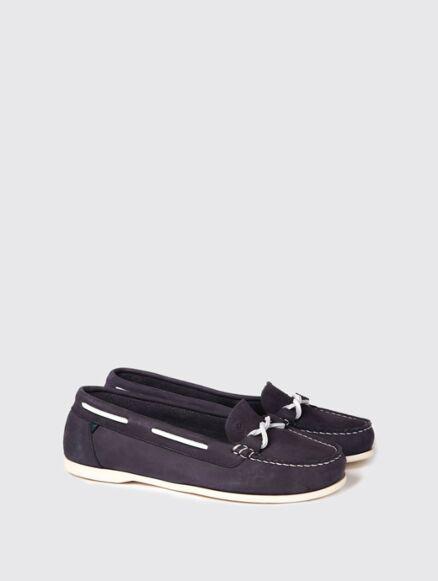 Dubarry Rhodes Deck Shoe Denim