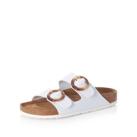Reiker V9370-80 Sandal White