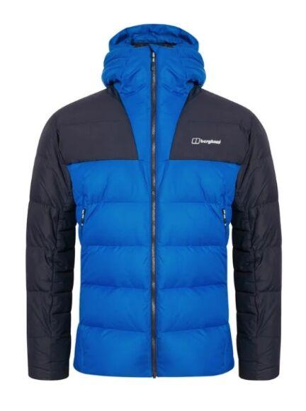 Berghaus Men's Ronnas Reflect Down Jacket Blue