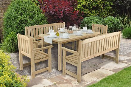 Forest Gardens Rosedene Table