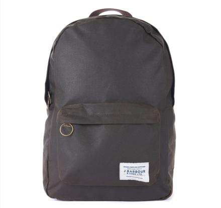 Barbour Eadan Backpack Olive