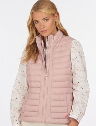 Barbour Runkerry Gilet Blusher