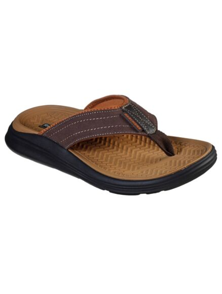 Skechers Relaxed Fit Sargo Reyon Chocolate