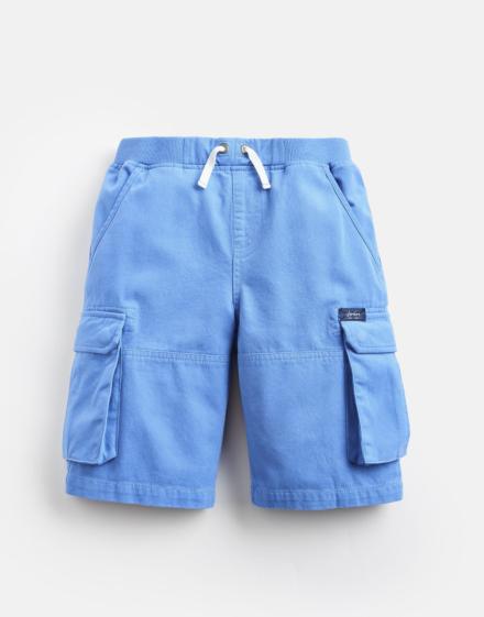 Joules Boys Bob Cargo Shorts Whitby Blue