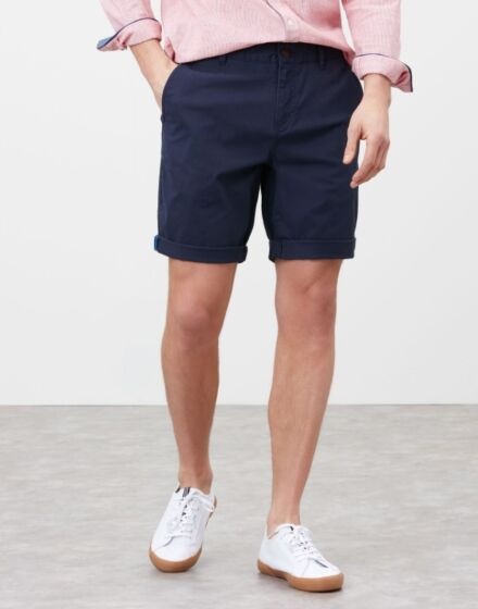 Joules Chino Shorts Classic Fit French Navy