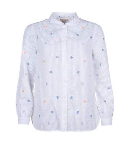 Barbour Seaford Shirt White