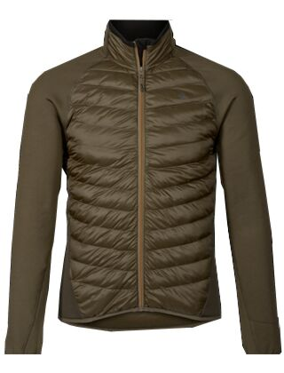 Seeland Mens Hawker Hybrid Jacket Pine Green
