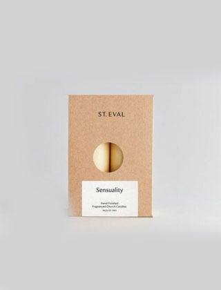 St Eval Sensuality Pillar Candle