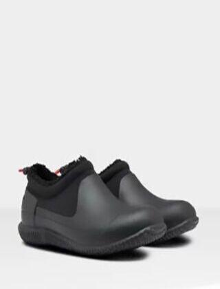 Hunter Women's Original Insulated Sherpa Shoe Black